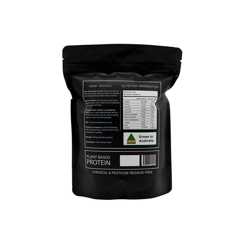 EM Wholefoods Hemp Protein Australian Grown 500g