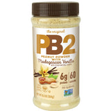 Bell Plantation PB2 Powdered Peanut Butter With Madagascar Vanilla 184g & 454g