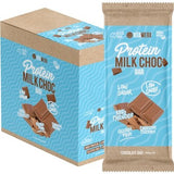 Vitawerx Protein Milk Chocolate Bar 100g or Box of 12