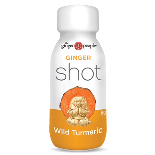 The Ginger People Ginger Shot Single Or 12 Pack, Wild Turmeric Flavour