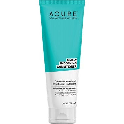 Acure Simply Smoothing Conditioner Coconut 236.5ml