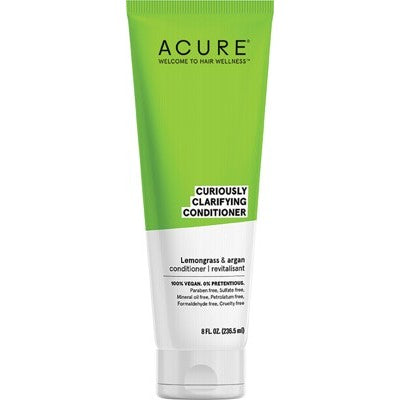 Acure Curiously Clarifying Conditioner Lemongrass 236.5ml