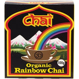 Chai Tea Rainbow Chai 100g Loose Leaf Tea, Organic
