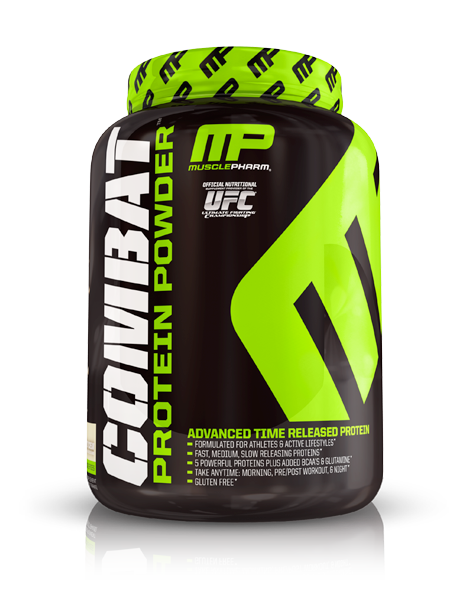 MusclePharm Combat Protein Powder Chocolate Peanut Butter 1.8kg