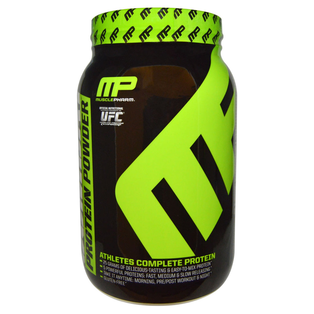 MusclePharm Combat Protein Powder Chocolate Milk 907g