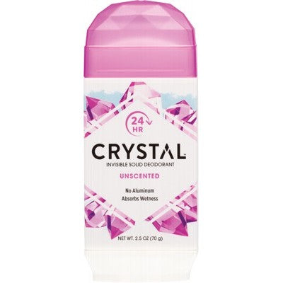 Crystal Deodorant Stick 70g Unscented