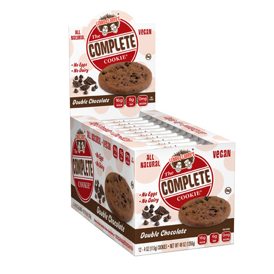 Lenny & Larry's Complete Cookie Double Chocolate 12x113g