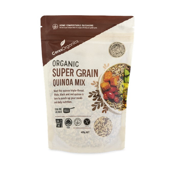 Ceres Organics Super Grain Mix, 400g