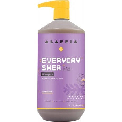 Alaffia Everyday Shea Shampoo - Lavender 950ml