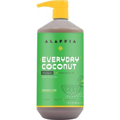 Alaffia Everyday Coconut Shampoo - Coconut Lime 950ml