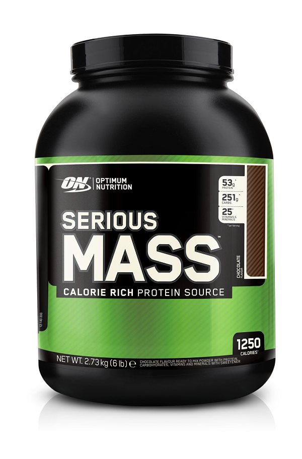Optimum Nutrition Serious Mass Chocolate 2.27kg