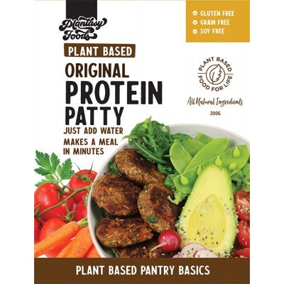 Plantasy Foods Protein Patty Mix, 200g, Original Flavour