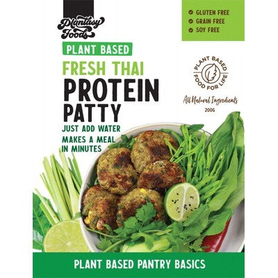Plantasy Foods Protein Patty Mix, 200g, Fresh Thai Flavour