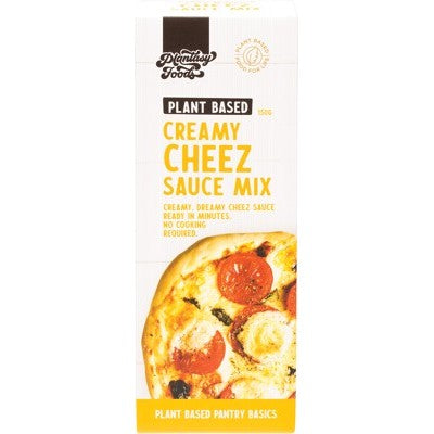 Plantasy Foods Sauce Mix, 150g, Creamy Cheez