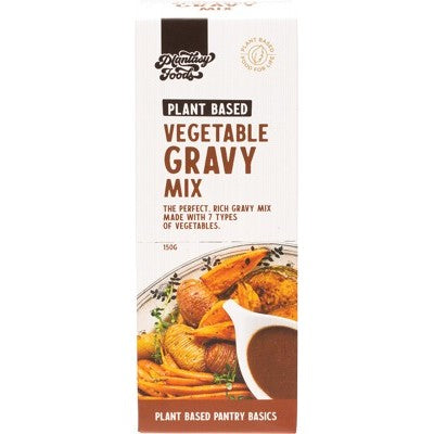 Plantasy Foods Vegetable Gravy Mix, 150g