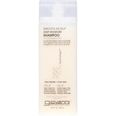 Giovanni Smooth As Silk Deep Moisture Shampoo Various Sizes