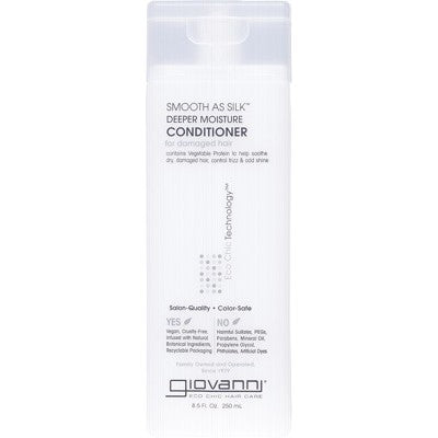 Giovanni Smooth As Silk Deep Moisture Conditioner Various Sizes