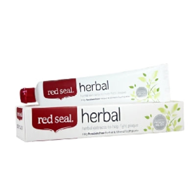 Red Seal Fluoride Free Herbal Toothpaste 110g