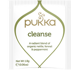 Pukka Cleanse 20 Herbal Tea Bags Organic Fair Trade