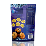 Macro Mike Plant Based Protein, 1kg Blueberry Muffin Flavour