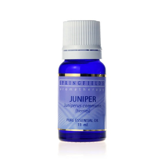 Springfields Juniper Aromatherapy Oil 11ml