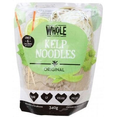 The Whole Foodies Kelp Noodles Original 340g