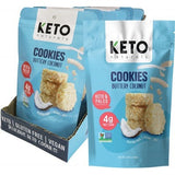 Keto Naturals Buttery Coconut Cookie 64g