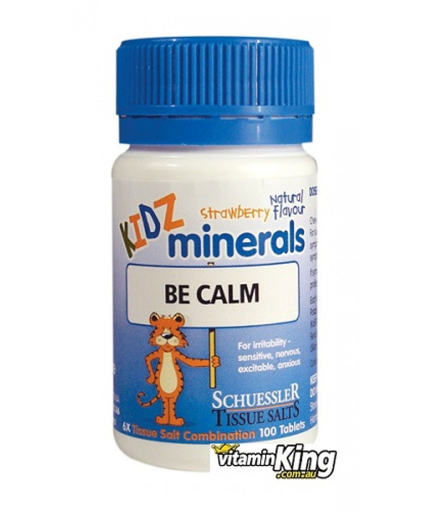 Martin & Pleasance Be Calm 100 Tablets