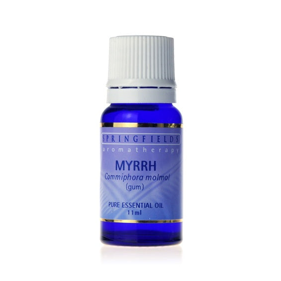 Springfields Myrrh Aromatherapy Oil 11ml