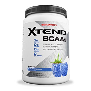 Scivation X-Tend Raspberry Blue 90 Serves