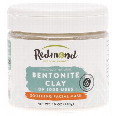 Redmond Bentonite Healing Clay 283g & 680g