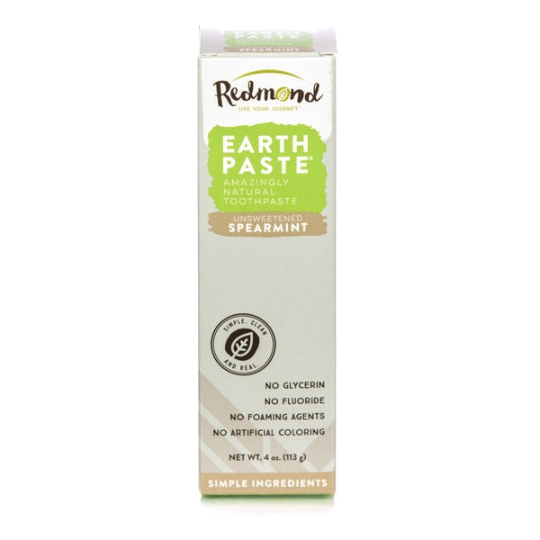 Redmond Earth Paste Spearmint Toothpaste 113g