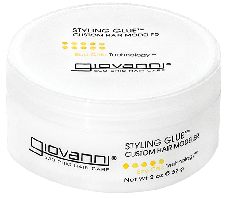 Giovanni Custom Hair Modeler Hair Styling Glue 57g