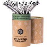 Ever Eco Stainless Steel Bent Single - 1 straw