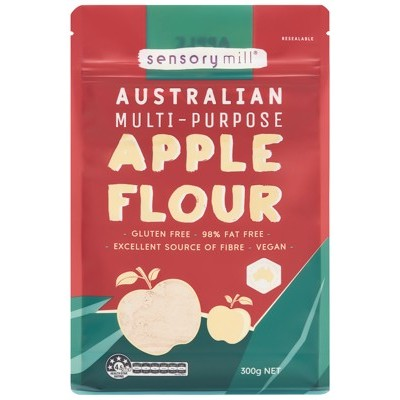 Sensory Mill Apple Flour 300g