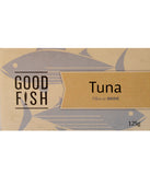 Good Fish Skipjack Tuna in Brine 125g