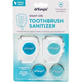 Dr Tung's Toothbrush Sanitizer 2 Pack