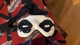 ITH Digital Embroidery Pattern for Misfit Eyes Sleep Mask, 5X7 Hoop