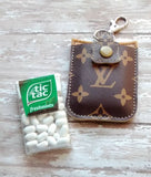 ITH Digital Embroidery Pattern For Tic Tac Mint Holder / Snap Tab, 5X7 Hoop plus Multiple in hoop