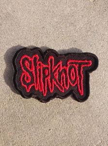ITH Digital Embroidery Pattern for Slipknot Patch, 4X4 - 5X7 Hoop