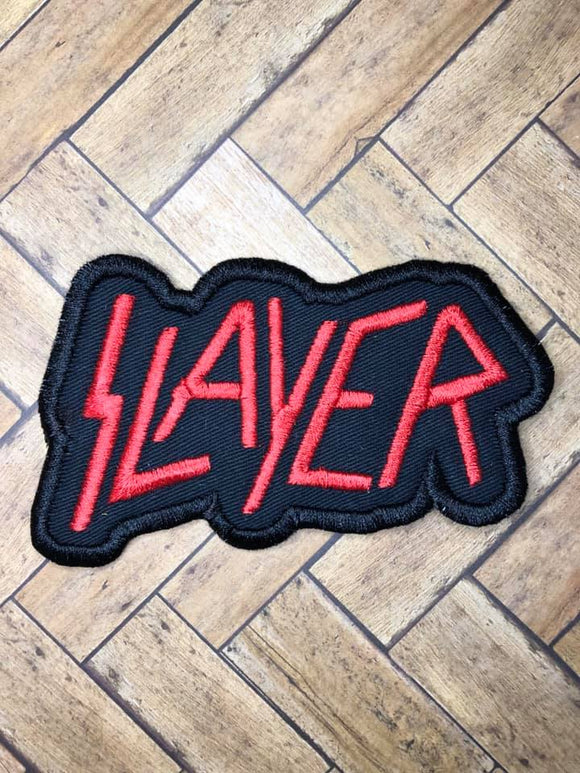 ITH Digital Embroidery Pattern for Slayer Patch, 4X4 - 5X7 Hoop