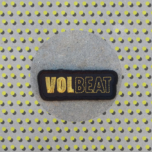 ITH Digital Embroidery Pattern For VOLBEAT Patch, 4X4 - 5X7 Hoop