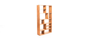 Large Teak Bookcase-ICF1802
