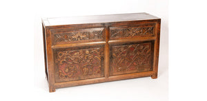 Chinese curved sideboard-CF19K169