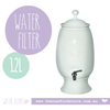 Southern Cross Ceramic Water Filter - large 12L