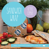 4MyEarth - Sandwich Wrap at The Raw Food Store