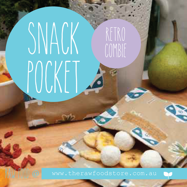 4MyEarth Snack Pocket at The Raw Food Store