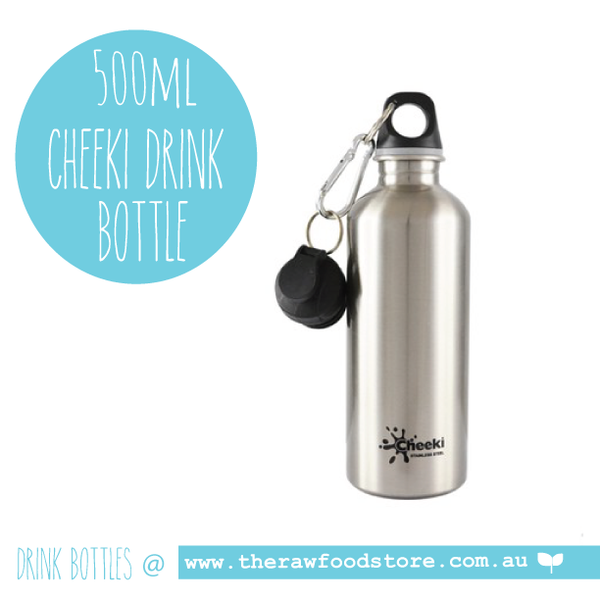 Cheeki Stainless Steel Bottle 500ml