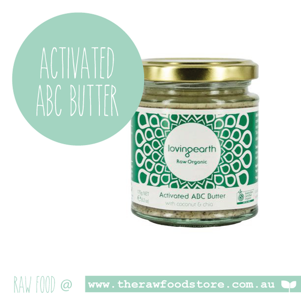 Loving Earth Activated ABC Butter - Raw Organic