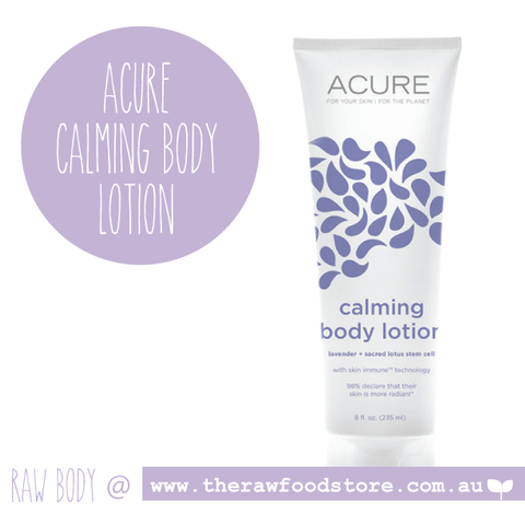 Acure Body calming Lotion 235ml
